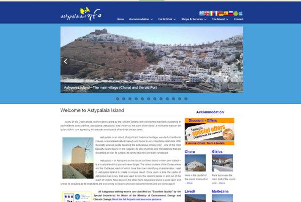 Astypalaia.info Portal